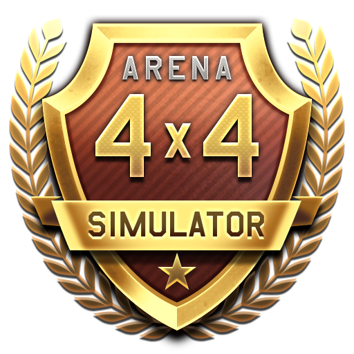 ARENA Combined Arms Tournament 4x4 in Simulator Battles
