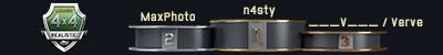 """Tank blitz-tournament """"Armor 4x4"""""""