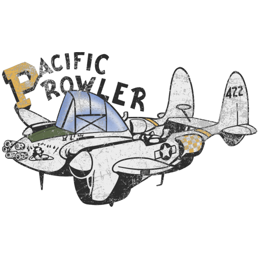 """Pacific Prowler"