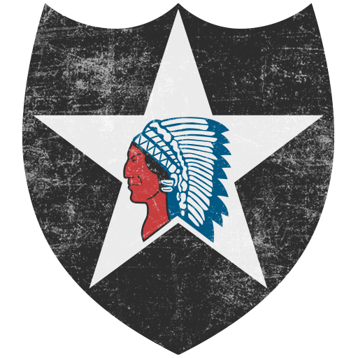 Emblem of the 2nd Infantry Division, USA