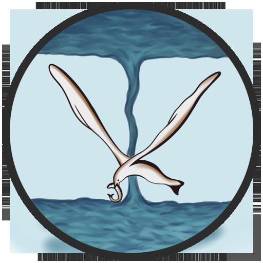 Emblem of VT-6 Torpedo Bomber Squadron, USS Enterprise, USMC