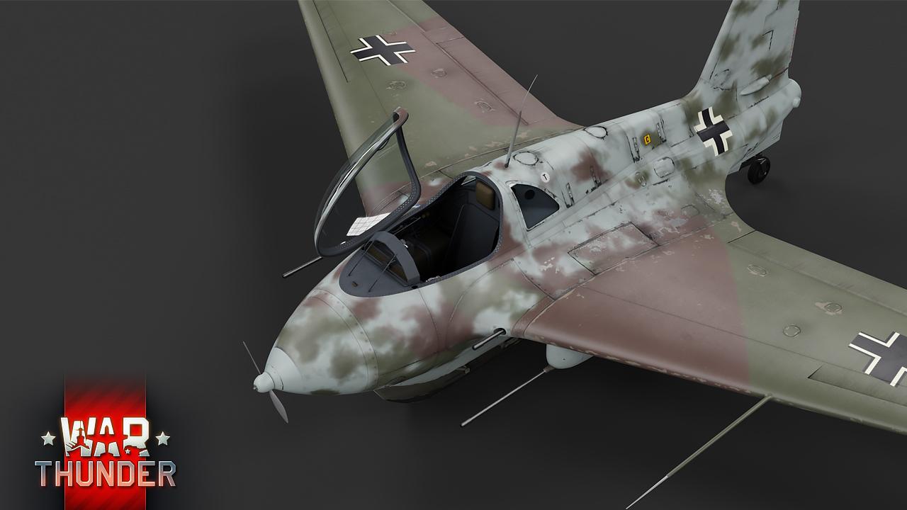 Me 163B-0