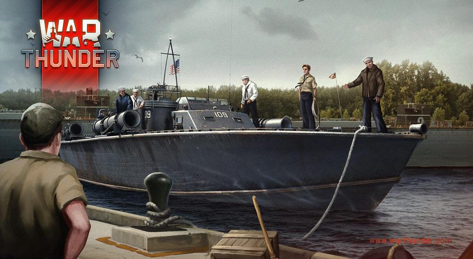 [NÁMOŘNICTVO] WarThunder Reset výzkumu námořnictva. Odměny pro účastníky CBT