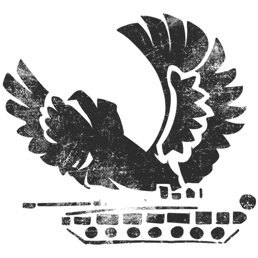 Emblem of the 133rd Tank Battalion, USSR