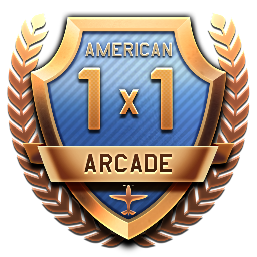 "American ""SOLO"" Air Tournament 1х1 in Arcade Battles mode"
