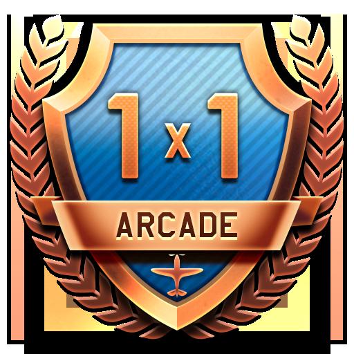 """SOLO"" Air Tournament 1х1 in Arcade Battles mode"