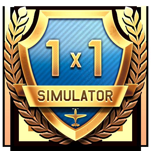 """SOLO"" Air Tournament 1х1 in Simulator Battles mode"