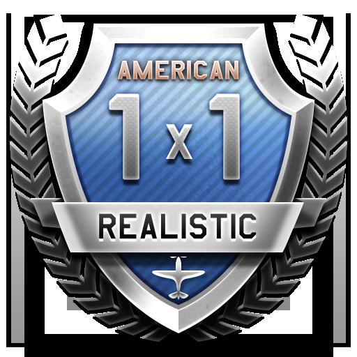 "American ""SOLO"" Air Tournament 1х1 in Realistic Battles mode"