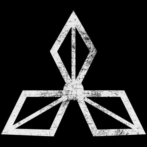 Emblem of 14th Infantry Division Japan