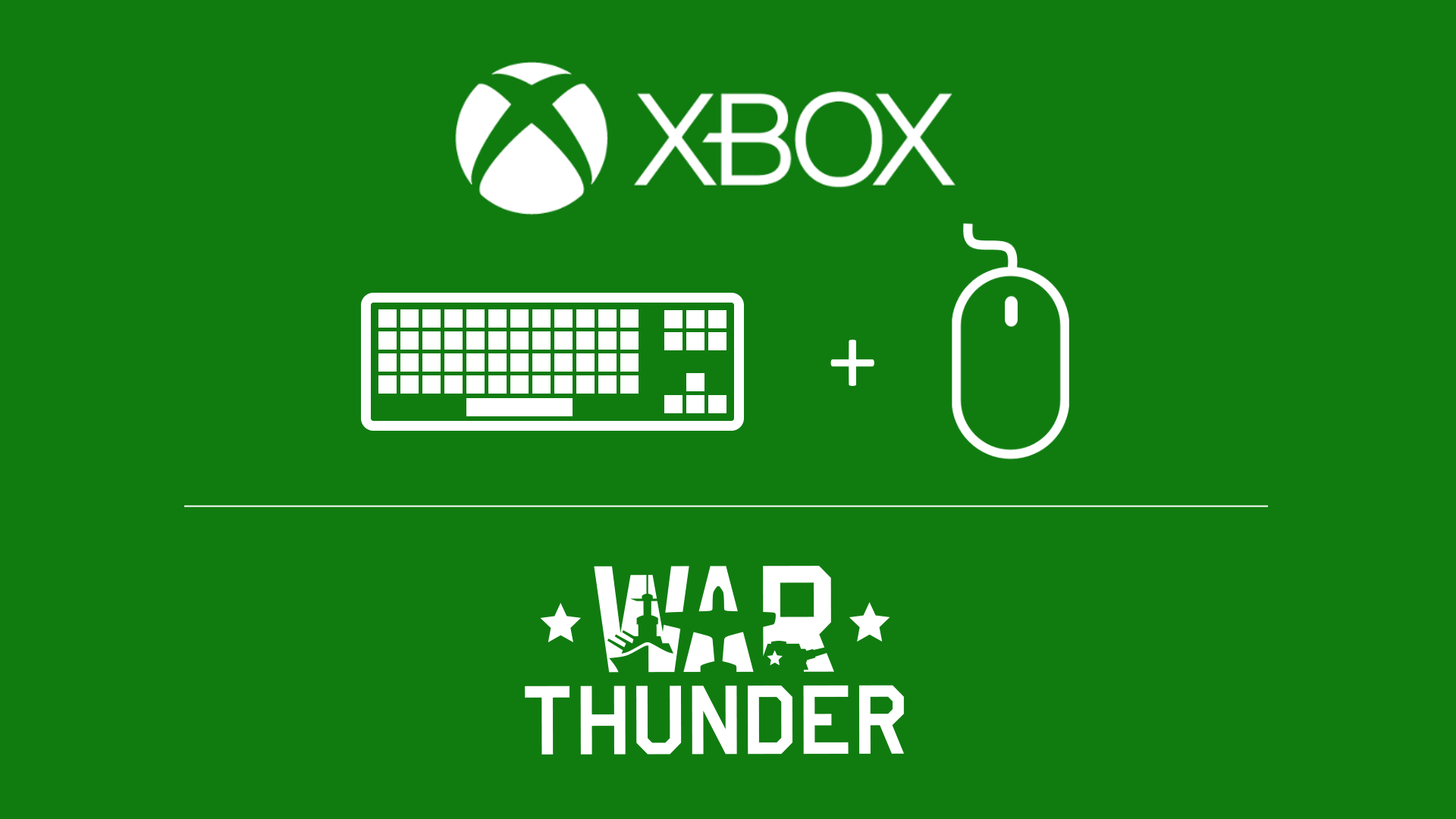 News] Full support of mouse and keyboard on Xbox One! - Xbox