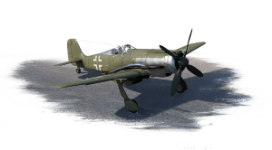 Fw 190 C (Германия 4 ранг)