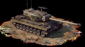 T30 (CША, 4 ранг)