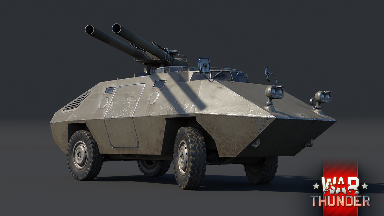 war thunder car