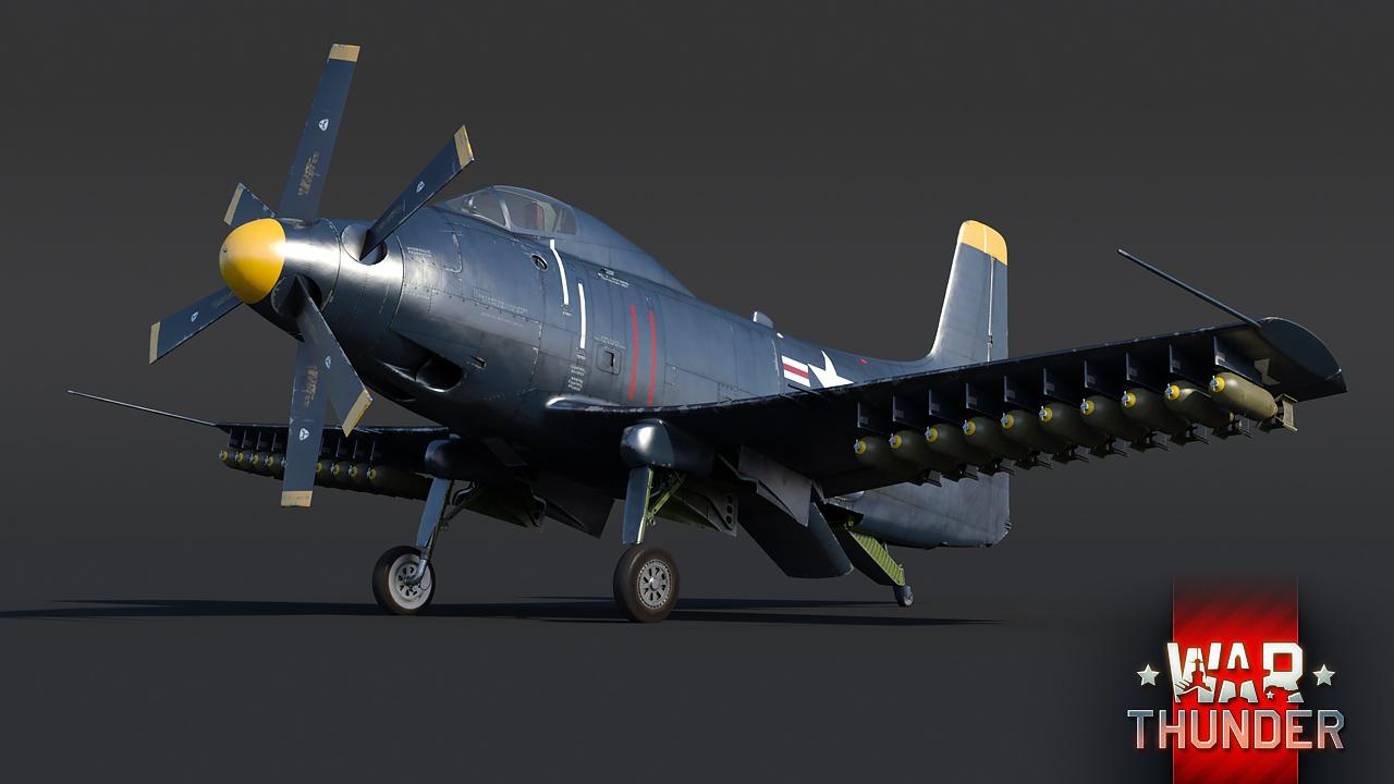 Douglas A2D-1 Skyshark