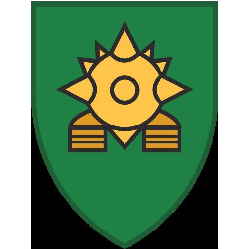 Эмблема 319-й танковой дивизии Армии обороны Израиля