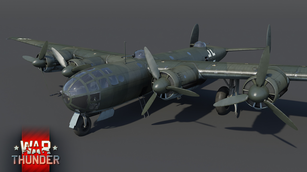 Me 264