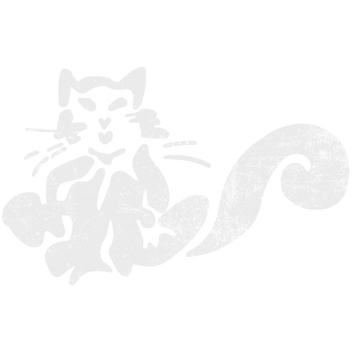 """Cat"" emblem of the 345th autonomous tank company, France"