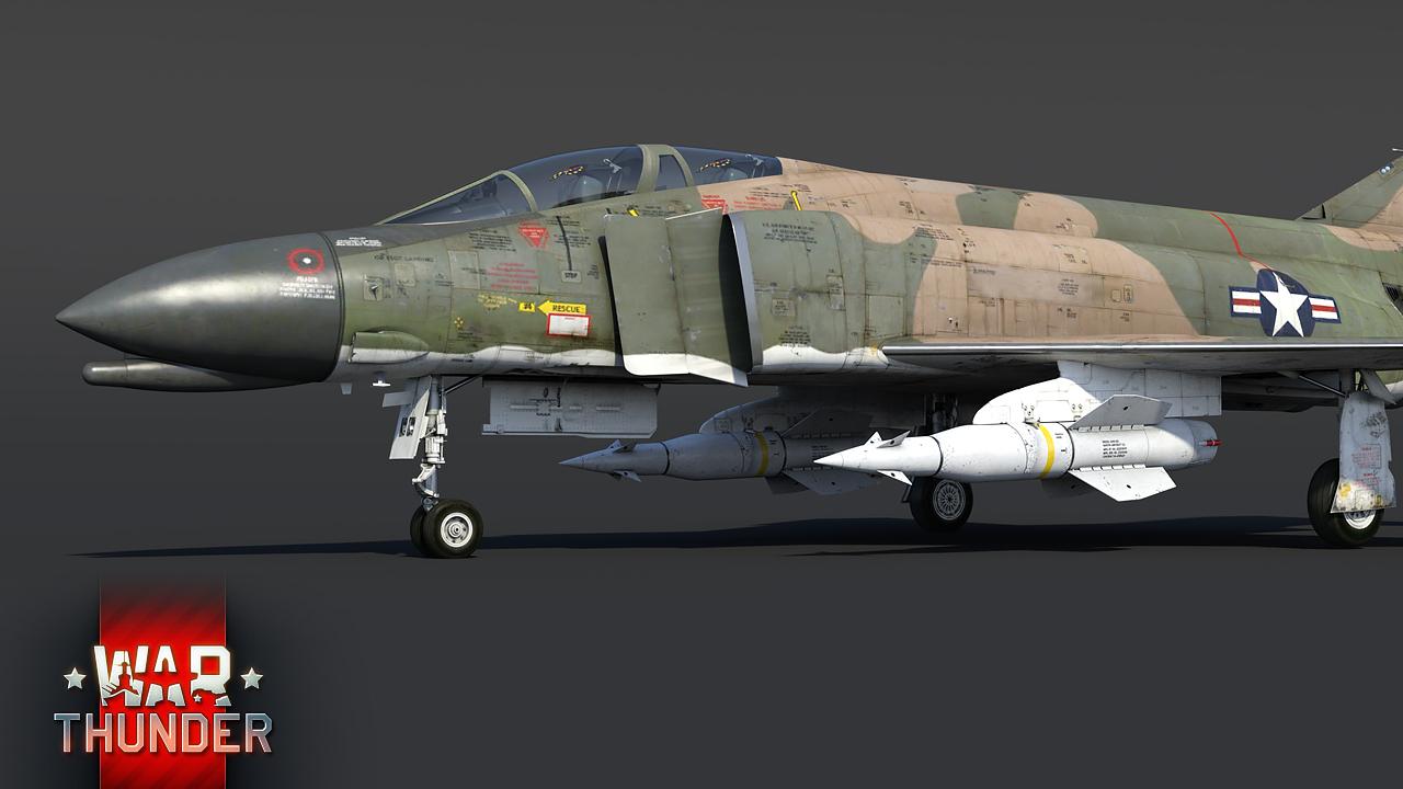 Development] F-4C Phantom II: The Record Breaker - News
