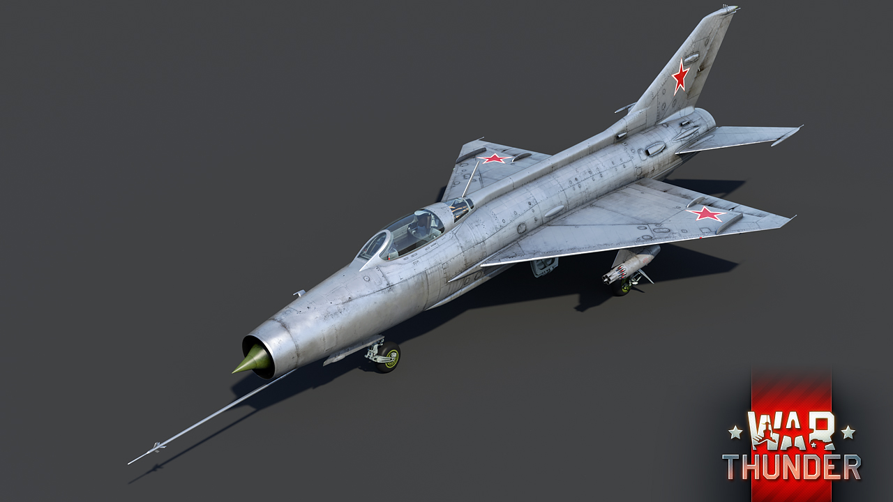Development Mig 21f 13 The Silver Swallow News War Thunder Images, Photos, Reviews