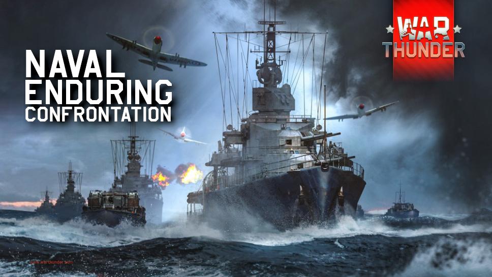 Event] Naval Enduring Confrontation - La Manche (RB) - News - War ...