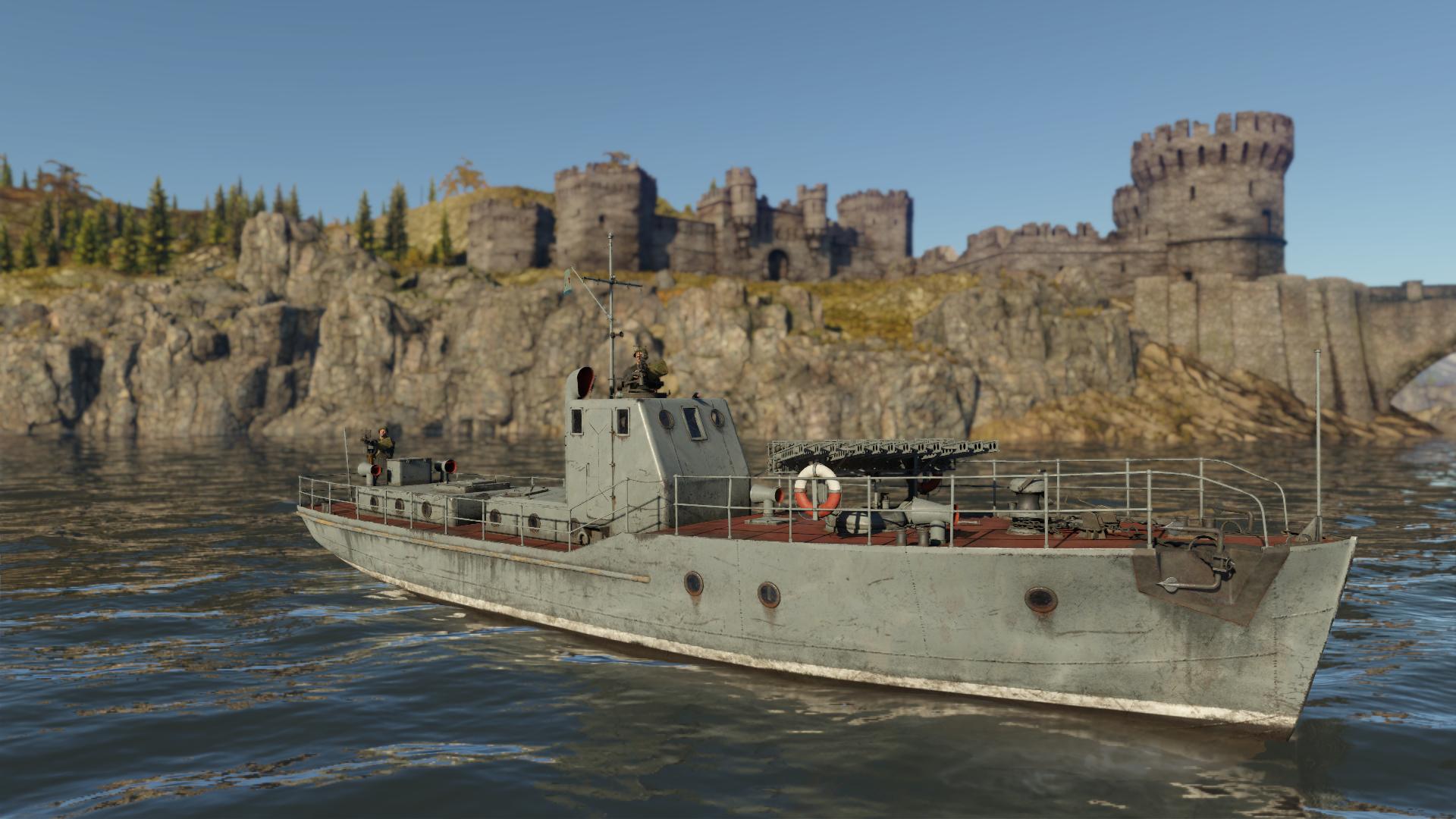 Ya-5M (USSR)