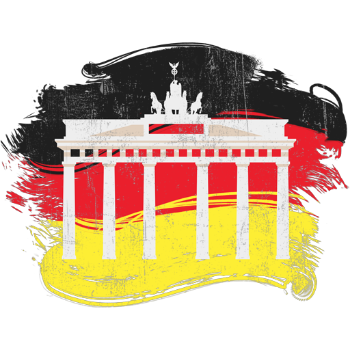 """Brandenburg Gate"" decal"