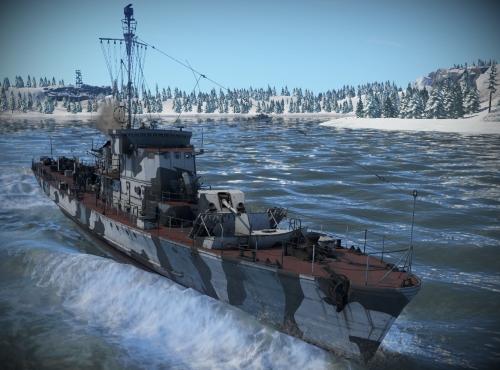 MPK Pr.122bis: Deforming camouflage