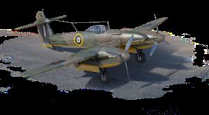 Whirlwind P.9 (Britain) — premium, rank III