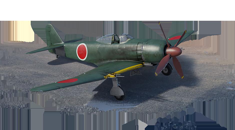 J6K1 Japan, rank IV