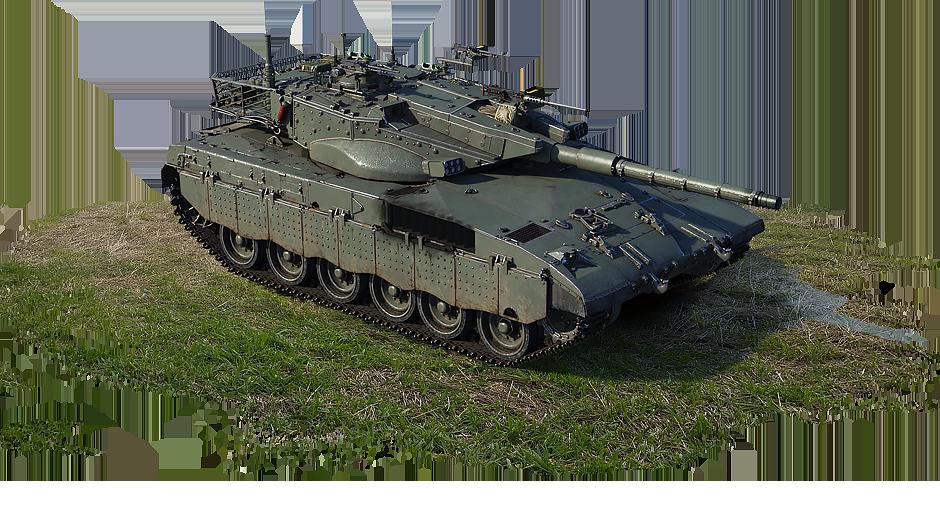 Merkava Mk.2b USA, rank VI (event vehicle)