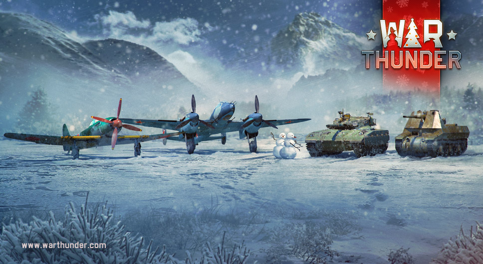 Special] Operation F.R.O.S.T. - News - War Thunder