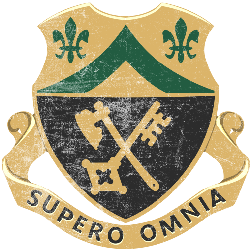 Emblem of the 81st Armor Regiment, USA