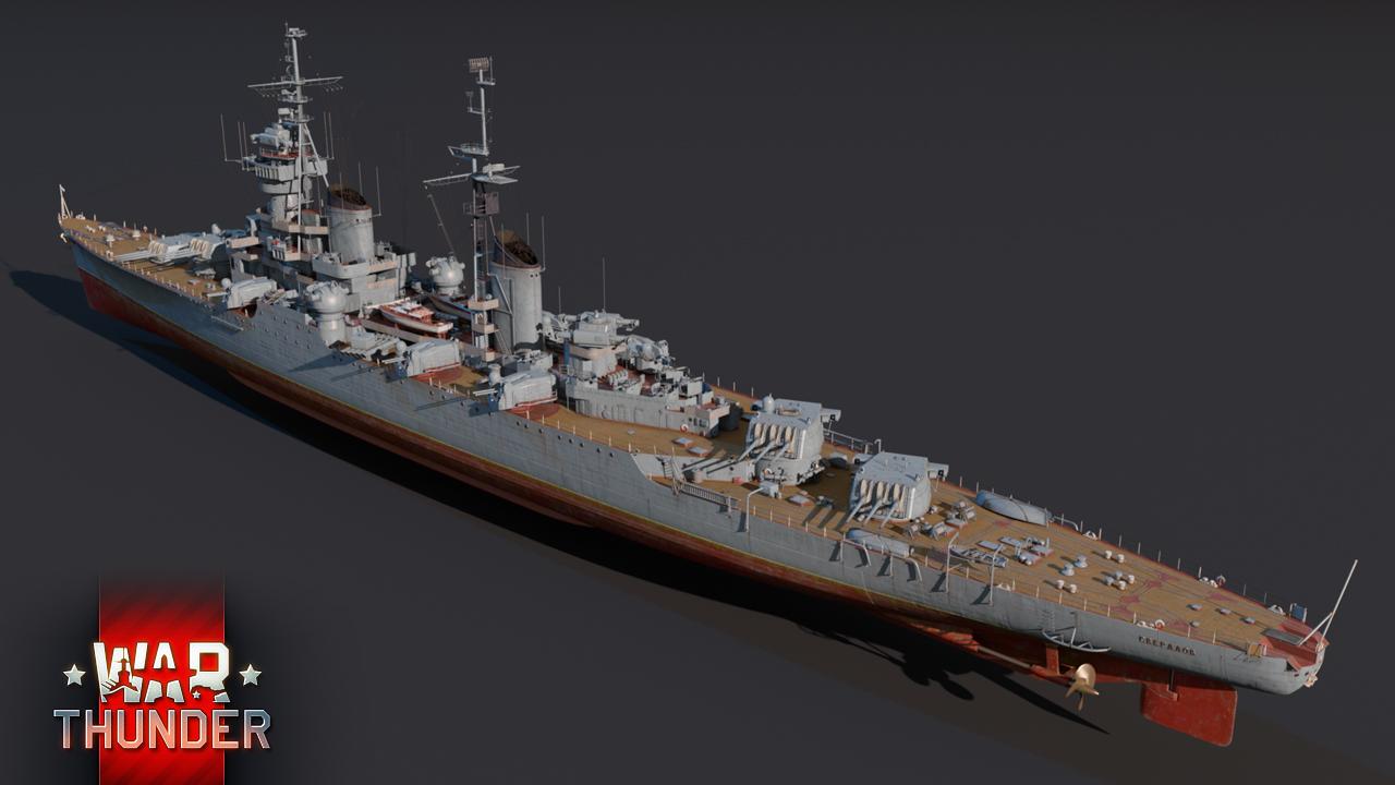 [Development] Sverdlov class: the Tzar of the Seas