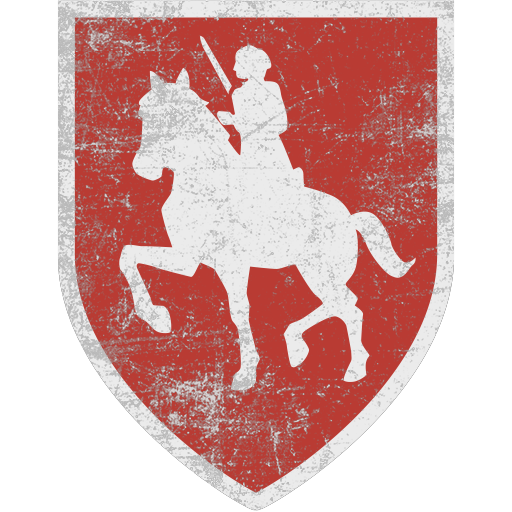 4th Combat Tank Regiment decal, France