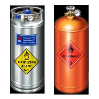 Oxidizer and Fuel