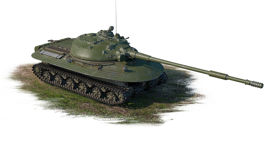 Object 279 (USSR) — event vehicle, rank VI