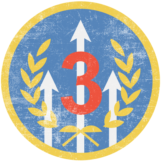 Emblem of the 3rd Tactical Fighter Wing, ROCAF