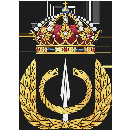 Emblem of the Swedish Army Academy
