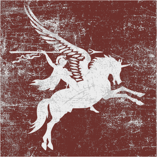 Emblem of the 6th Airborne Division, Great Britain