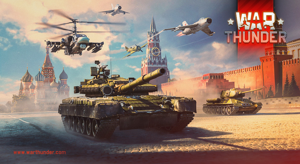Special] Russia Day! - News - War Thunder