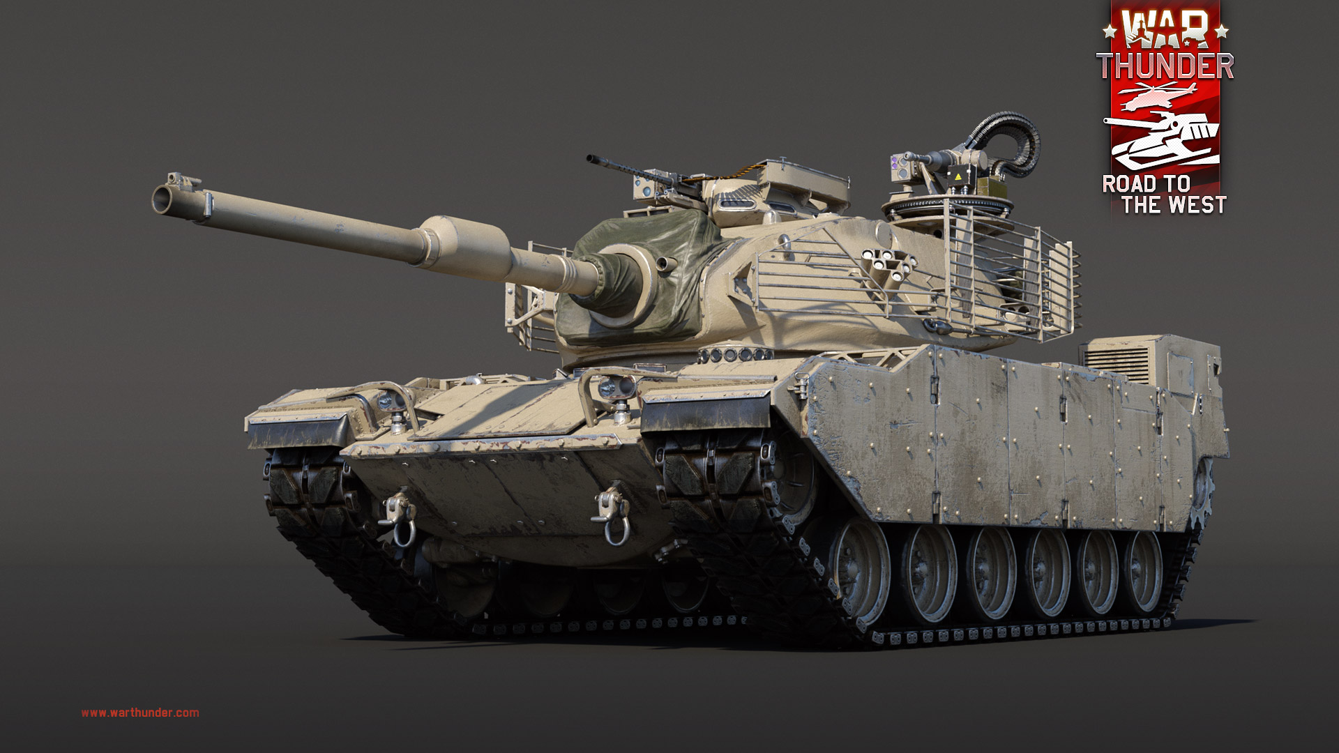 M60 AMBT (event special, VII rank)