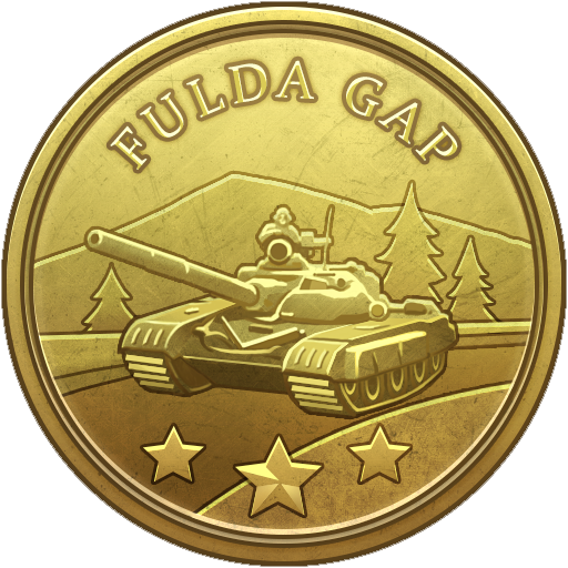Decal for the operation - Battle for the Fulda Gap