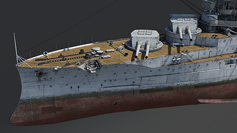 USS North Dakota