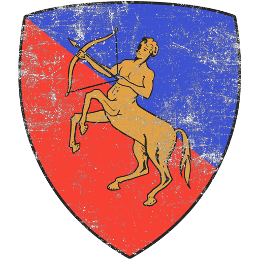 Emblem of the 131 Armoured Division