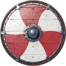 Round Shield (Lion), Round Shield and Shield decorations
