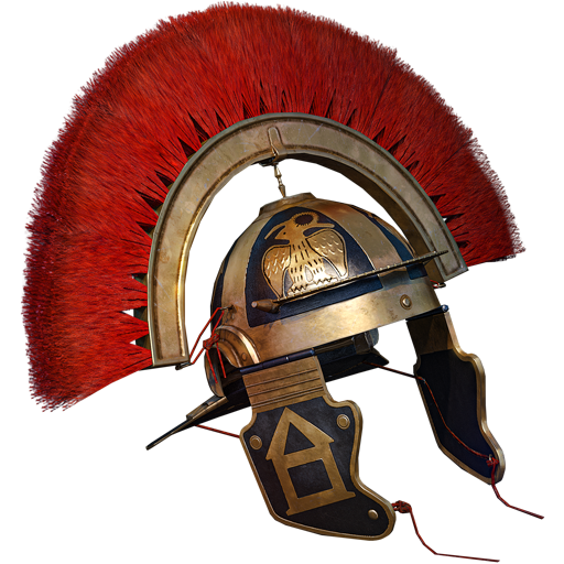 "Decoration ""Centurion helmet"""