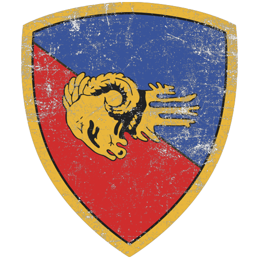 Emblem of the 132nd Armored Division