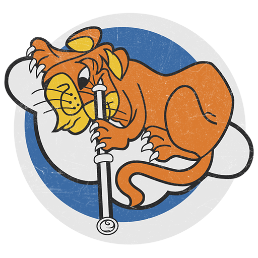 Emblem of 12th Tactical Reconnaissance Squadron, ROCAF