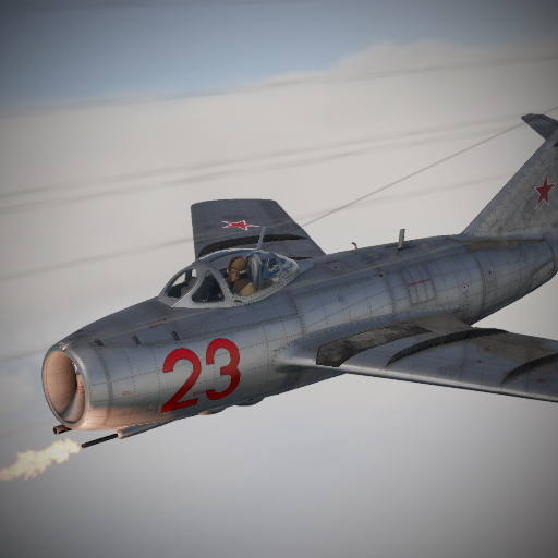 "Yuri Gagarin's ""Red 23"" camo for MiG-15bis."