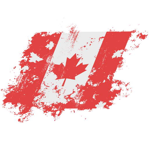 """""""Canada Day"""" decal"""